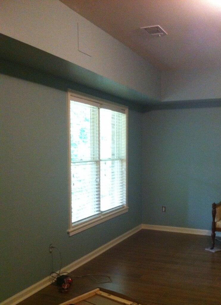 paint color for basement