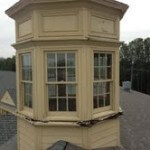 Before Cupola Repairs
