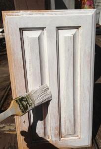 Cabinet Door Prime Coat