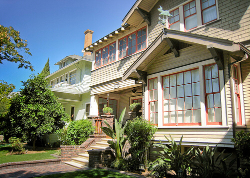 exterior house paint colors craftsman bungalow exterior paint colors