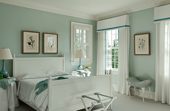 guest bedroom paint colors and other tips