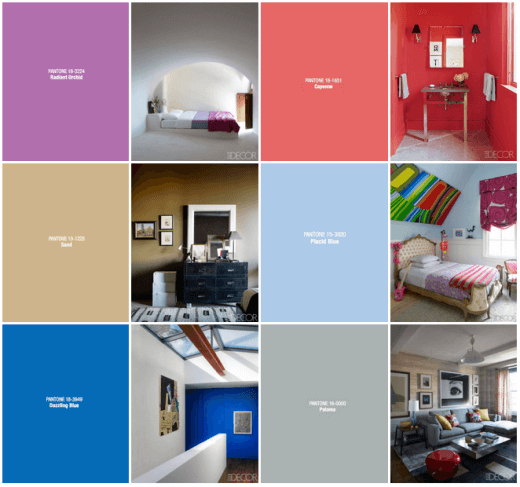 home interior color trends 2014 interior decorating accessories