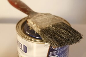 paint brush for interior painting